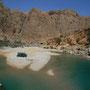traumhafter übernachtungsplatz im wadi arbyyn