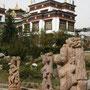 kloster einige kilometer vor dharamsala