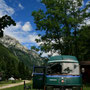 camp soca, slowenien