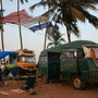 unser camp in agonda