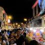 bunter nachtmarkt