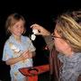 leckere marshmallows werden von den kinder geliefert