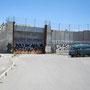 da kommen wir nicht mehr weiter. viele der tore von palästina nach israel sind geschlossen.