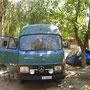 camping denizer in antalya, türkei