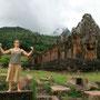 verfallenes kloster