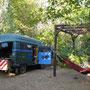 camping 2 auf der insel samothraki, griechenland