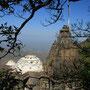 tempelanlage in der mittelstation
