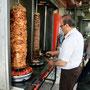 leckere kebab's gibts an jeder ecke
