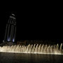 grandiose fontänen show vor dem burj khalifa