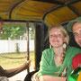 erste rikschafahrt in indien