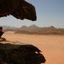 kein versteinerter dinosaurierkopf, sondern sandstein