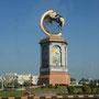 in sohar wird nur ein kreisel zu ehren von sindbad gebaut.