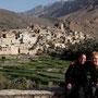 eva und manuela im wadi awf