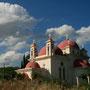 die apostelkirche am see genezareth