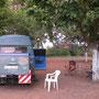 camping in cirali, türkei