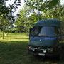 camping in selcuk, türkei