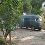 1_unser erste übernachtung in indien, in der schönen hotelanlage in amritsar