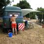 altbekannter camping in povile, kroatien