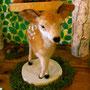 バンビさんは個展で初お披露目です。