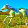 No.130 風の馬
