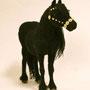 No.147 黒馬(フリージアン)