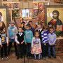 Cor de copii de sărbătoarea Sfinţilor Paşti, 5 mai 2013