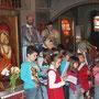 Corul de copii de Sărbătoarea Floriilor, 28 aprilie 2013