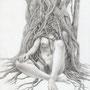 家 / 2013 / pencil on paper / 273×220mm