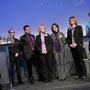 FSV10 v.l. Simone Freudenberger, Hannah Mathes, Melanie Hennecke, Michael Stork und Manuel Eickert