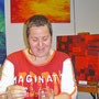 kunterbunte Kunstliebhaberin 2003