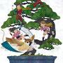 Tiny ninja world