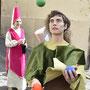 Montpellier -Quartier st Roch-Ecusson-Micro Fleurissement - 21 03 2017 - photo Ville Montpellier