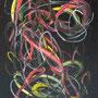 'Layered 2', 36x48, Martin Sitta, Acrylic