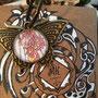 Schlüsselanhänger & handbemalte Verpackung by MK Lifestyle & Design