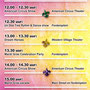 2017 SLAGHAREN THEMEPARK & RESORT Mardi Gras Programma.
