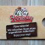 2018 03 SLAGHAREN THEMEPARK & RESORT  Keycardhouder Raccoon Villages.