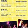 2017 SLAGHAREN THEMEPARK & RESORT Showprogramma 2017