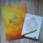 2017 SLAGHAREN THEMEPARK & RESORT Gold Rush Schrijfset