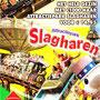 2007 ATTRACTIEPARK SLAGHAREN Reclameposter i.s.m. Supermarkt C1000.