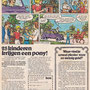 1976 SHETLAND PONY PARK SLAGHAREN Stripverhaal wedstrijd. 02