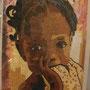 svt: le portrait presque fini en mosaïque, bravo Annie