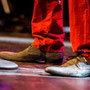 Singer's shoes