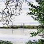 Lac de Maine, Angers, Olivier Loir