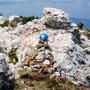 Il cumulo di pietre in onore di Lorenzo Massarotto - Fonte A. Rampini per SUMMIT POST