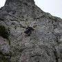 In arrampicata sulla Torre Gabrisa (val Sorapache)