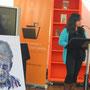 4 DE ABRIL HOMENAJE A LEOPOLDO MARIA PANERO EN LA BIBLIOTECA INSULAR DE LAS PALMAS DE GRAN CANARIA
