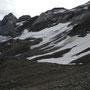 Der Tierberg-Gletscher.