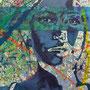 urban, 2017, Acryl auf Molino auf Leinen, 75 x 50 cm