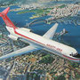 Ansett-DC-9-Zeichnung/Courtesy: McDonnell Douglas