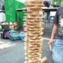 Interessante Turmbautechnik.